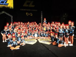 All star cheer infiniti